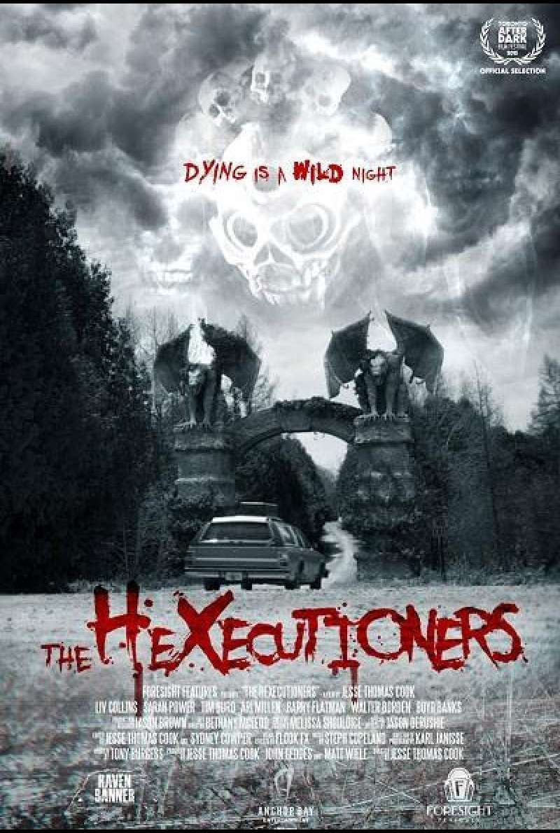 The Hexecutioners - Filmplakat (CDN)
