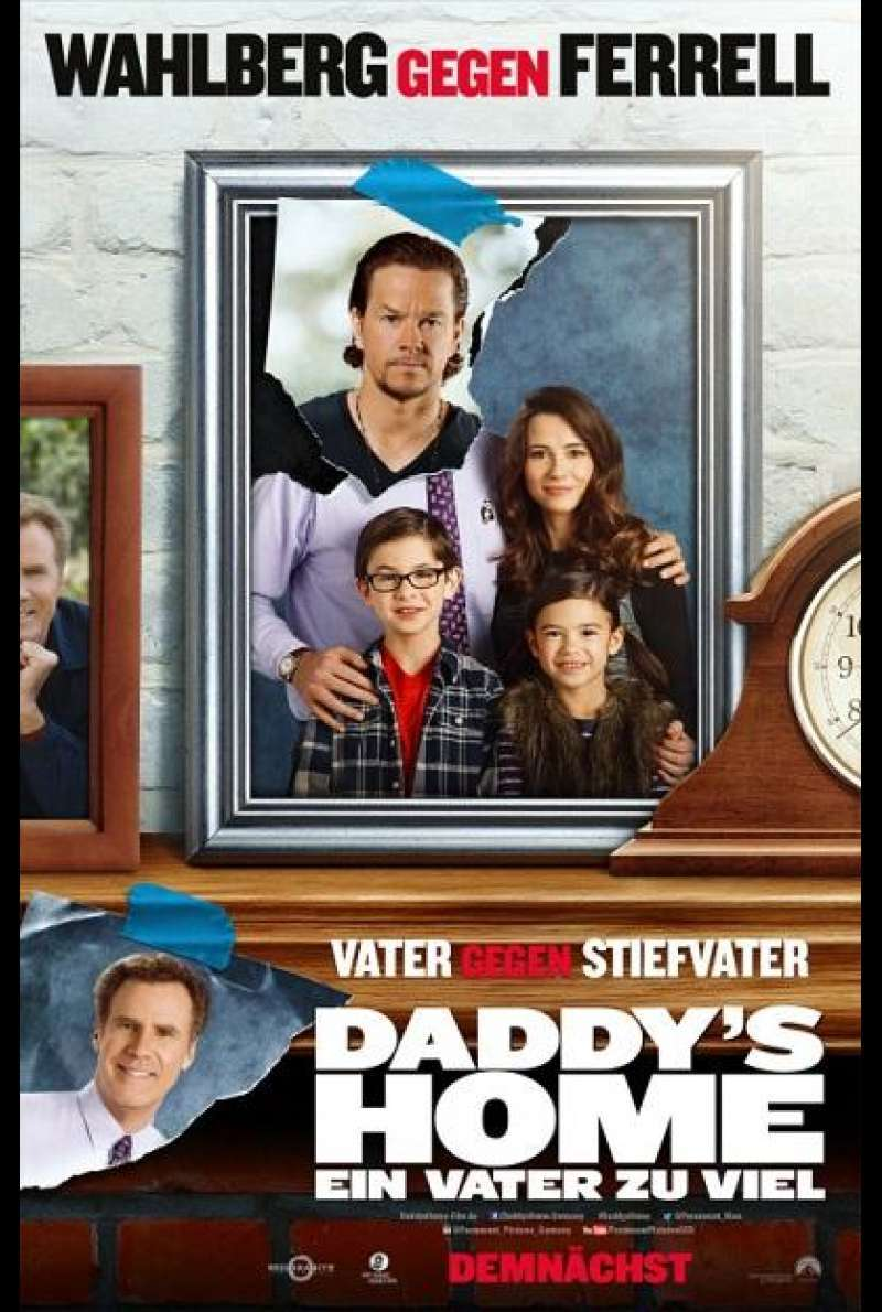 Daddy's Home - Filmplakat