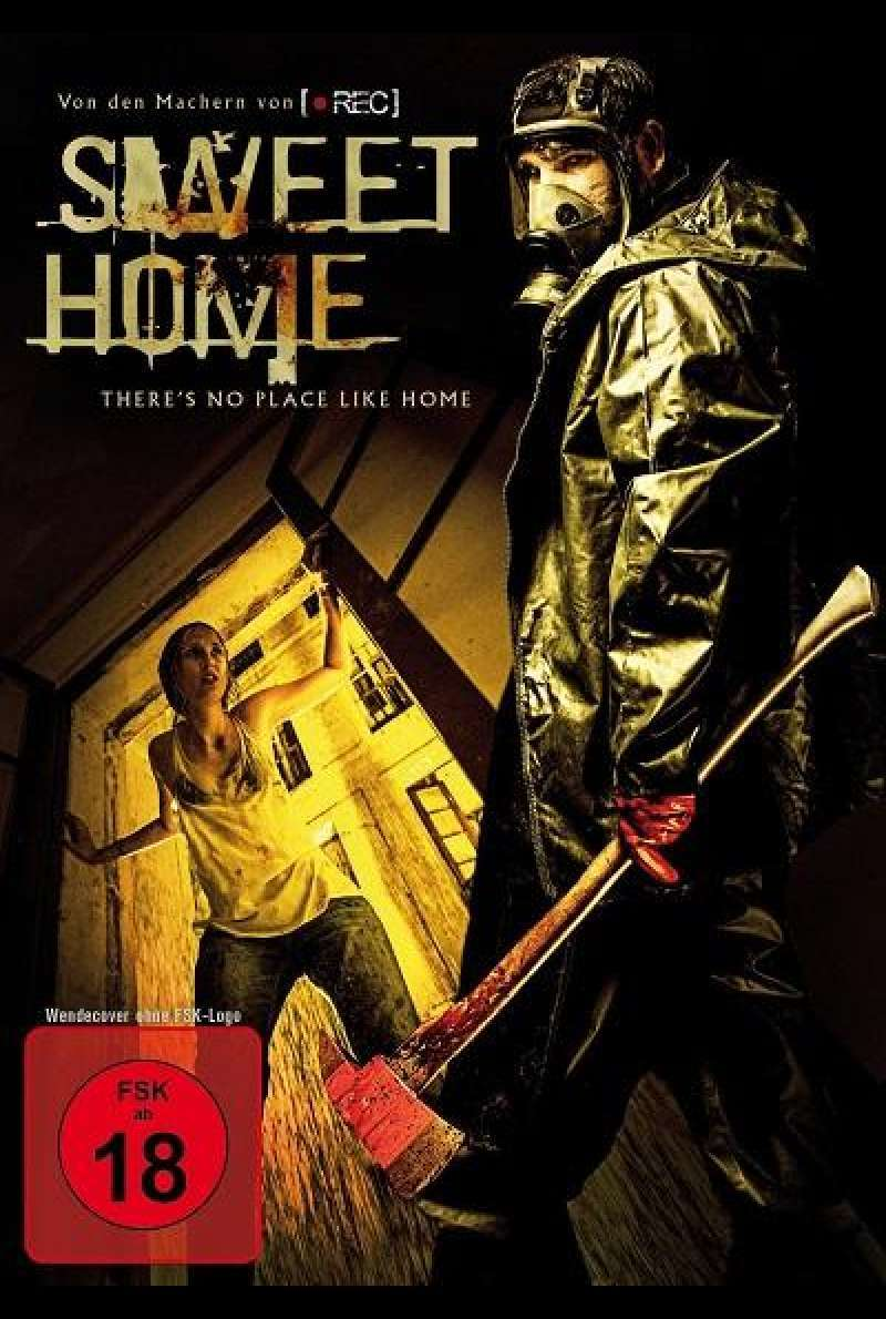 Sweet Home - DVD-Cover
