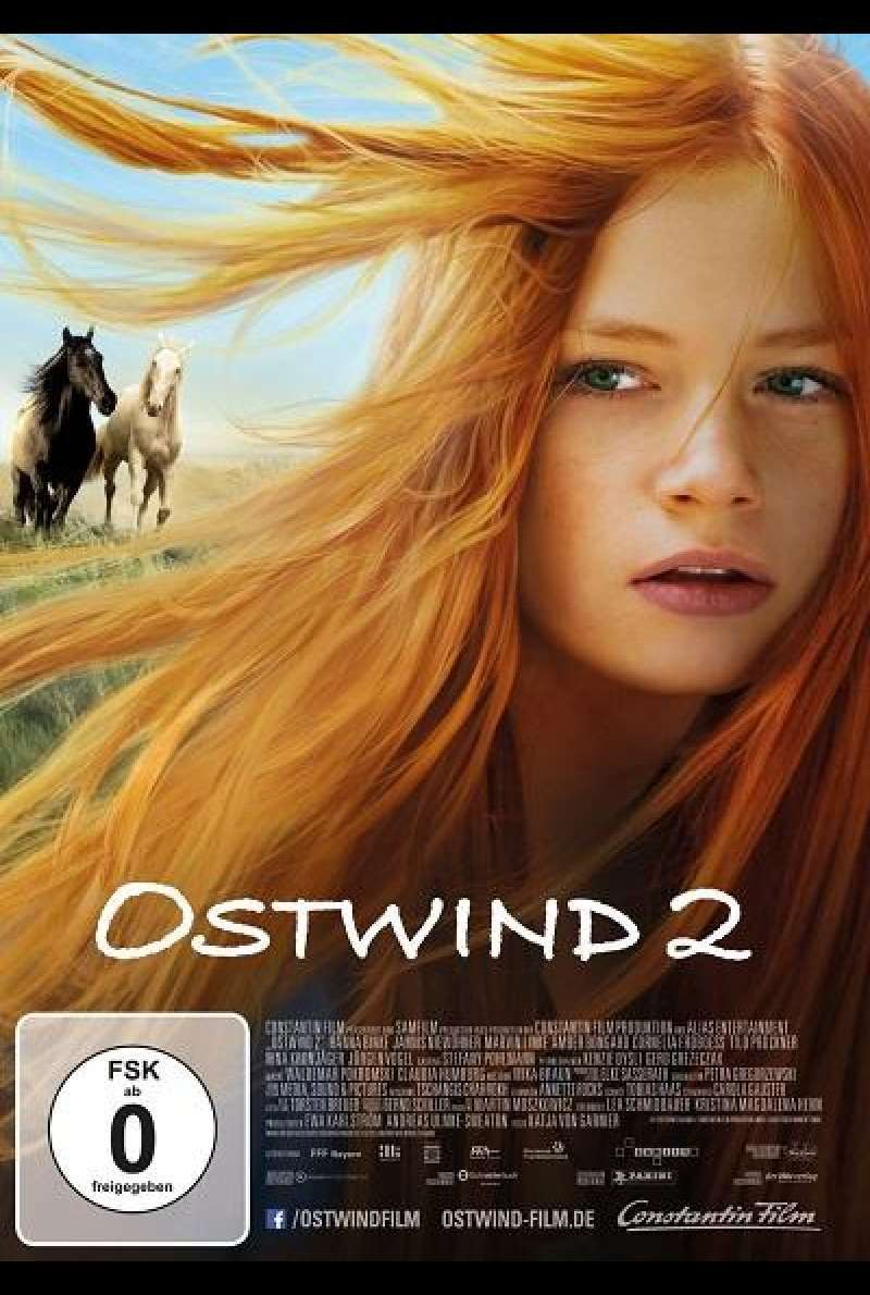 Ostwind 2 - DVD-Cover