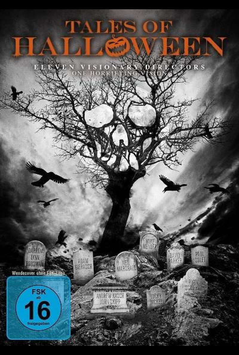 Tales of Halloween - DVD-Cover