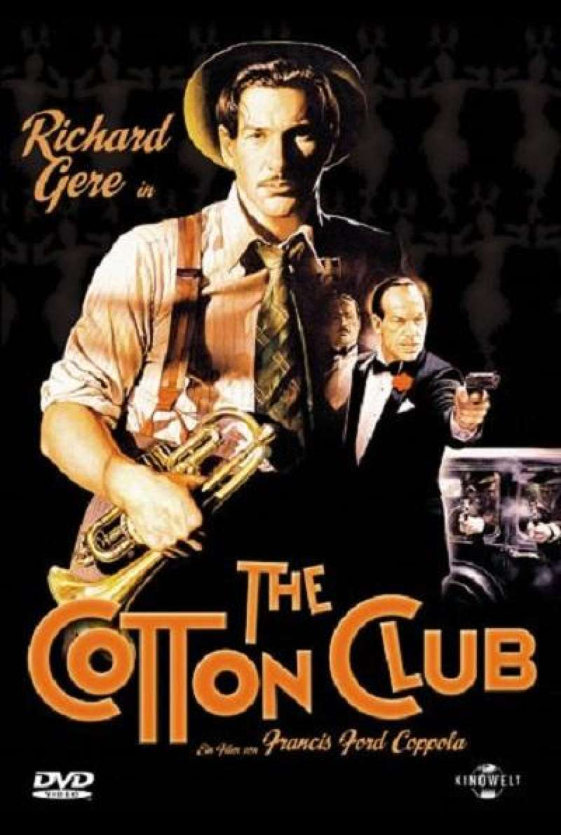 Cotton Club - DVD-Cover