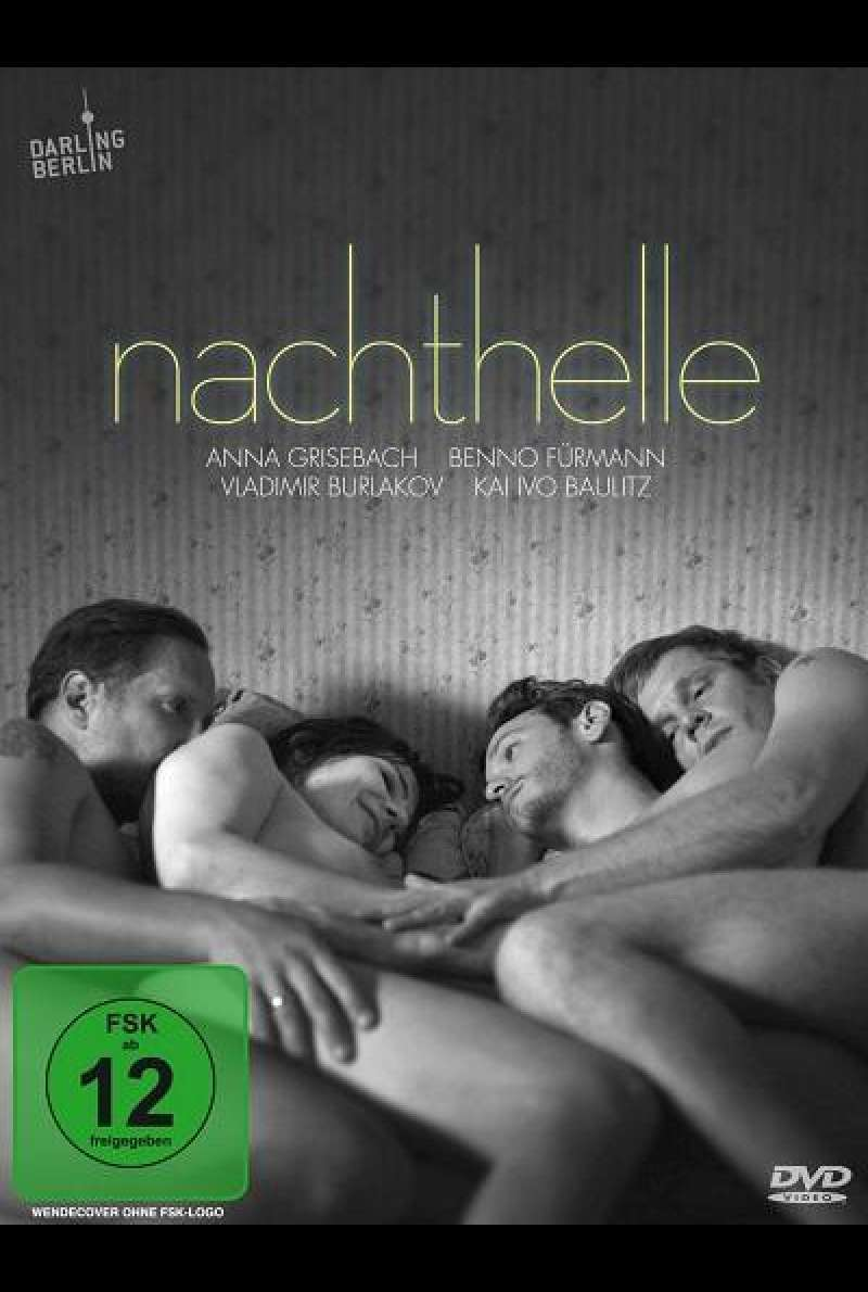 Nachthelle - DVD-Cover