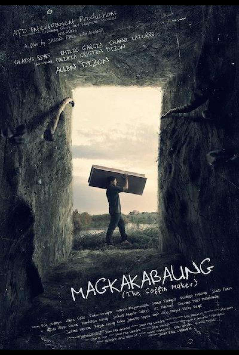 The Coffin Maker von Jason Paul Laxamana - Filmplakat (INT)