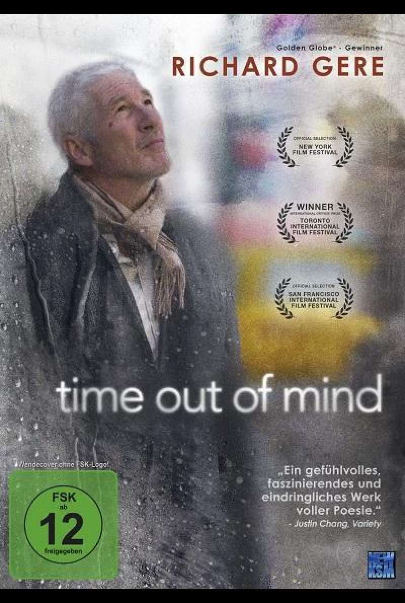 Time Out of Mind - DVD-Cover