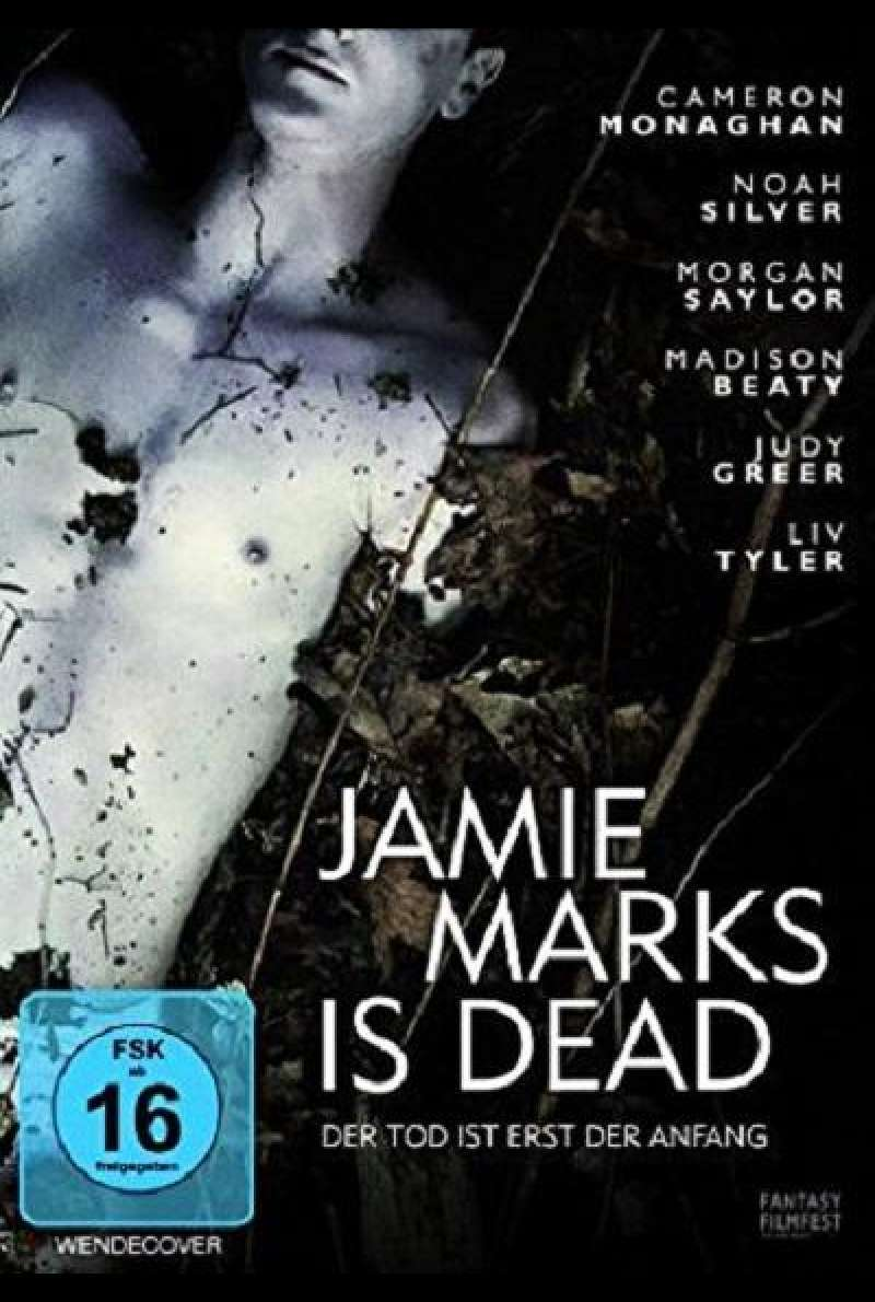 Jamie Marks is Dead - DVD-Cover