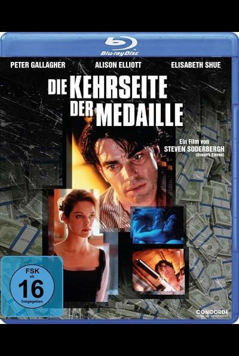 Die Kehrseite der Medaille - Blu-ray-Cover