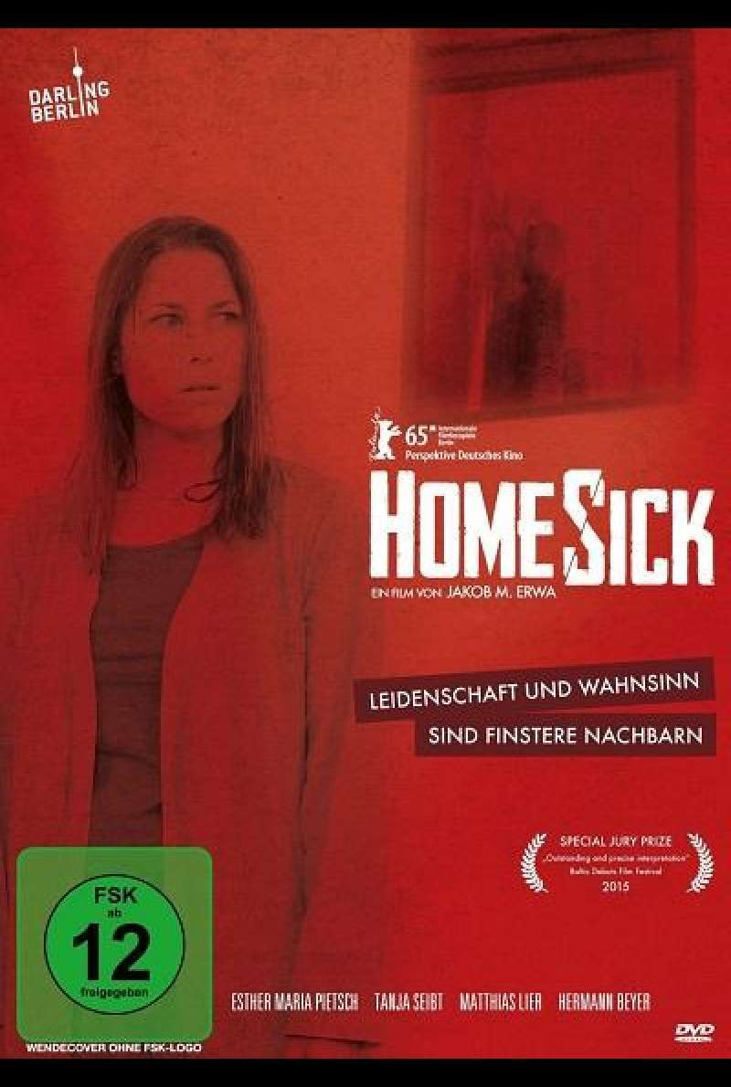 HomeSick - DVD-Cover