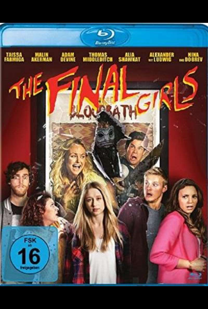 The Final Girls - Blu-ray-Cover