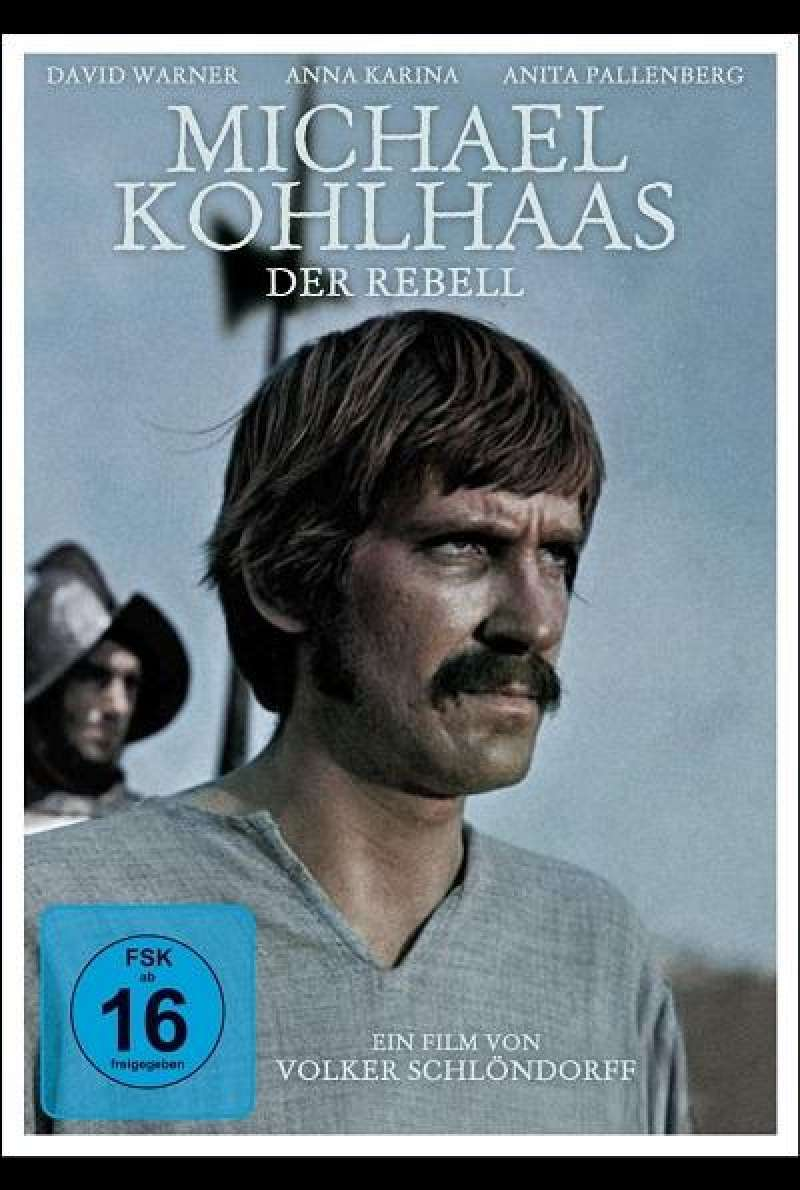 Michael Kohlhaas - Der Rebell - DVD-Cover