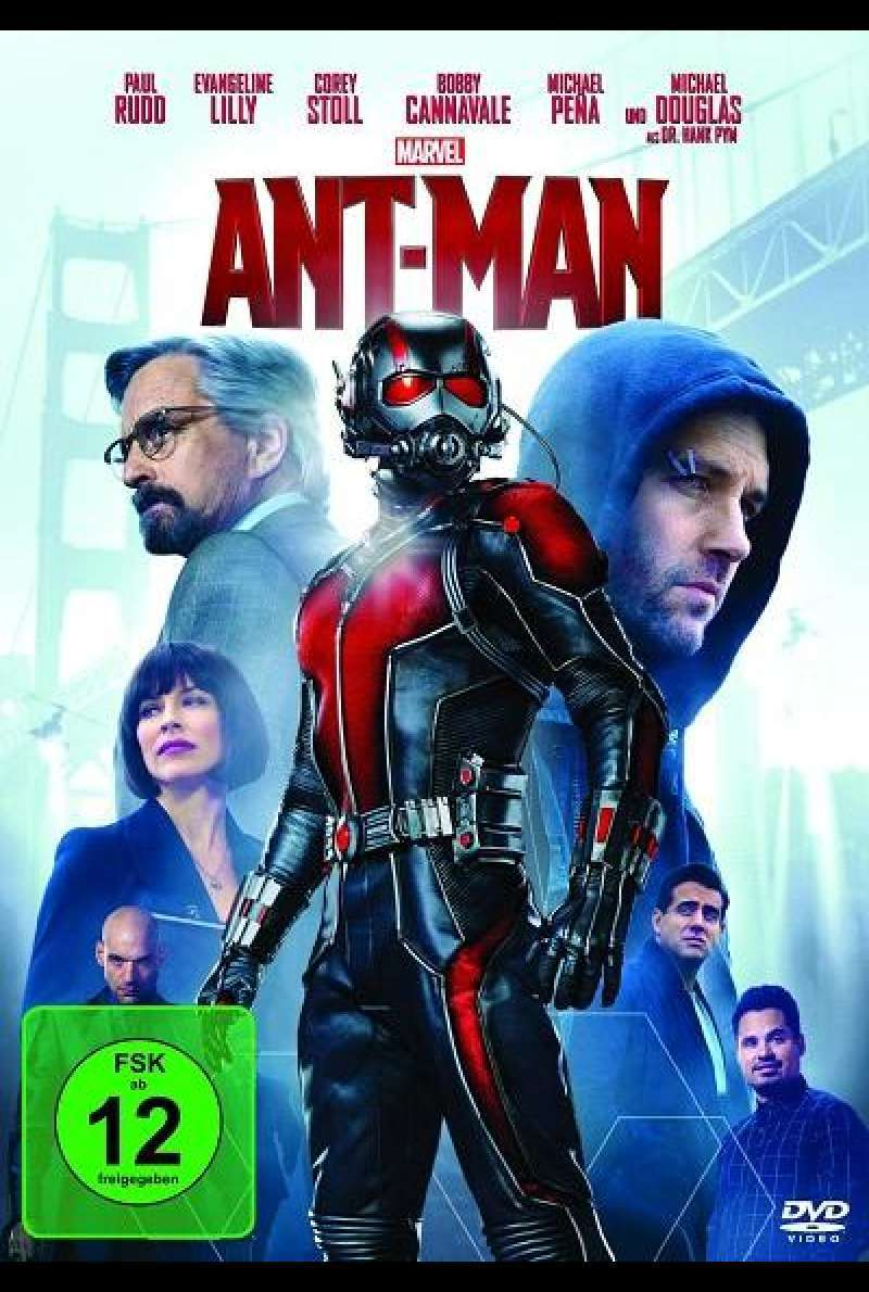 Ant-Man - DVD-Cover