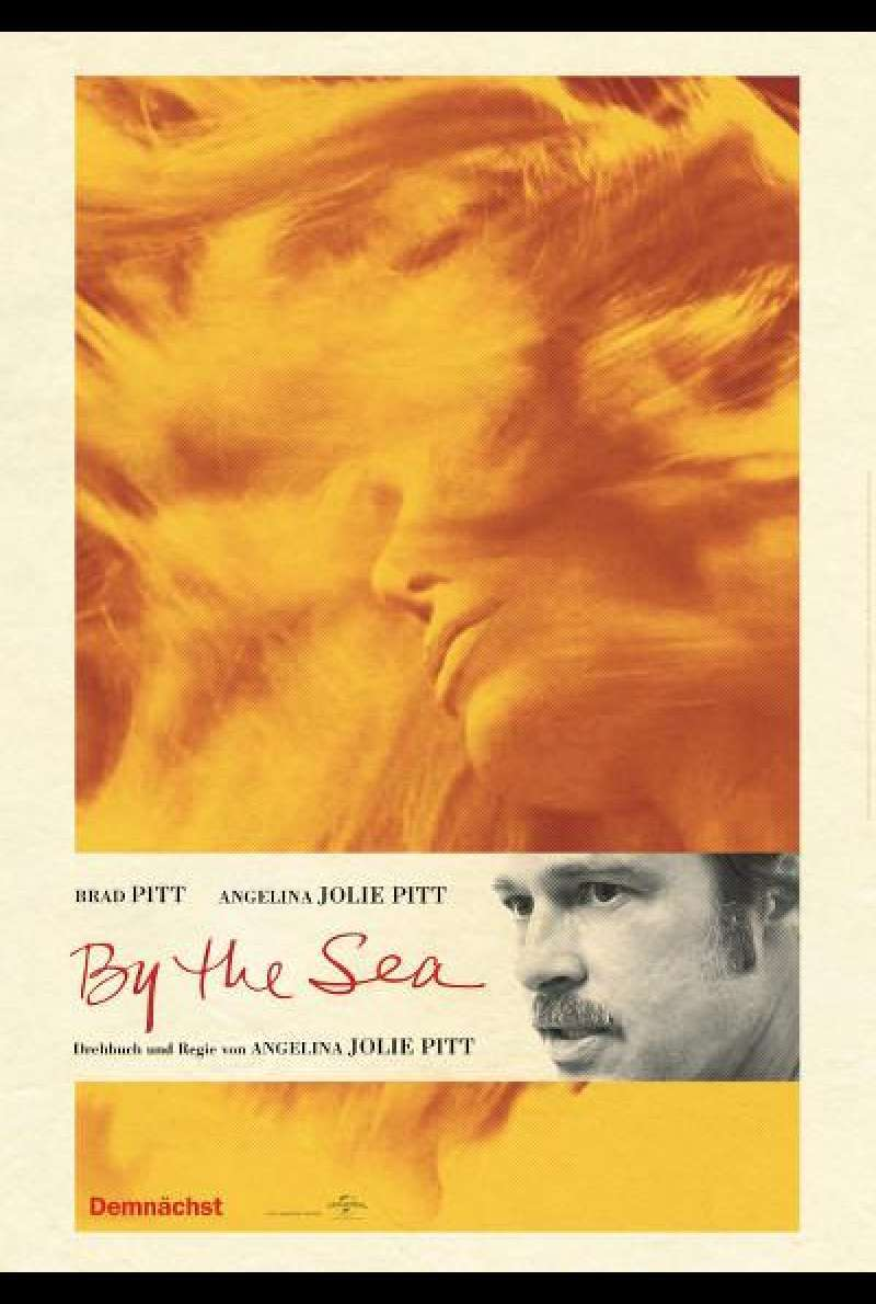 By the Sea von Angelina Jolie - Filmplakat