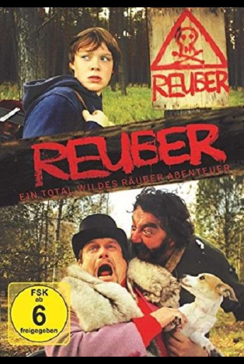 Reuber - DVD-Cover