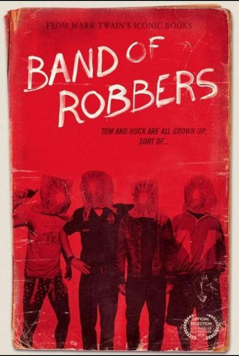 Band of Robbers - Filmplakat (INT)