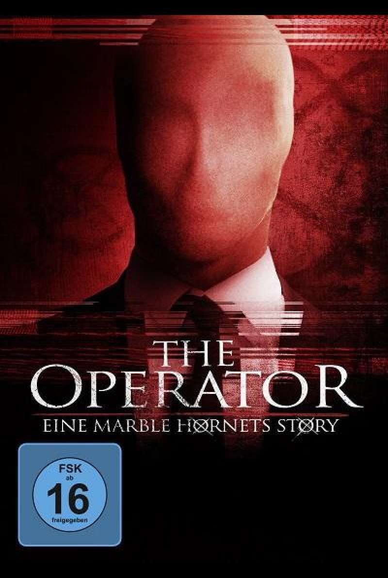 The Operator - Eine Marble Hornets Story - DVD-Cover