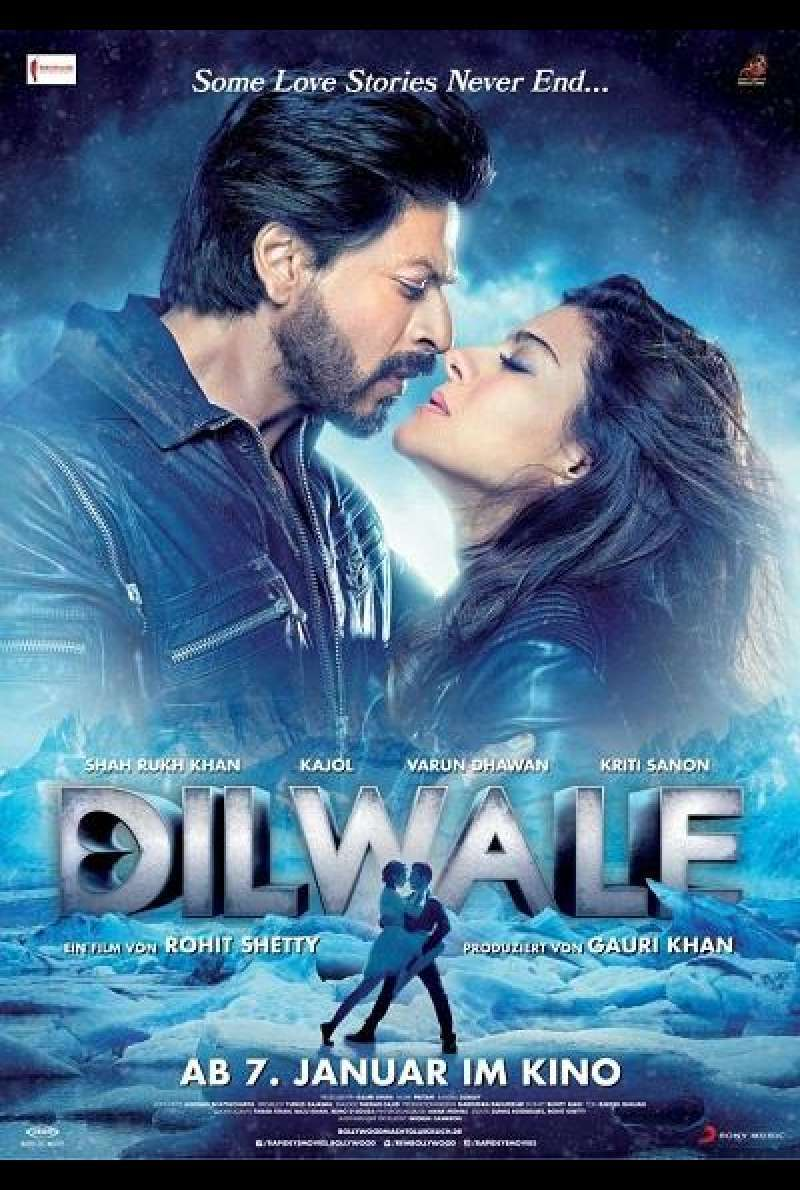 Dilwale (2015) - Filmplakat