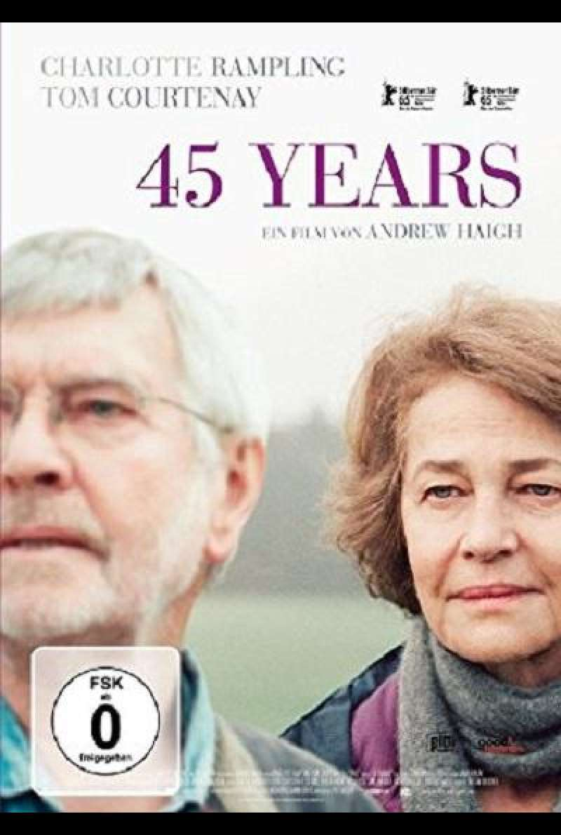 45 Years - DVD-Cover