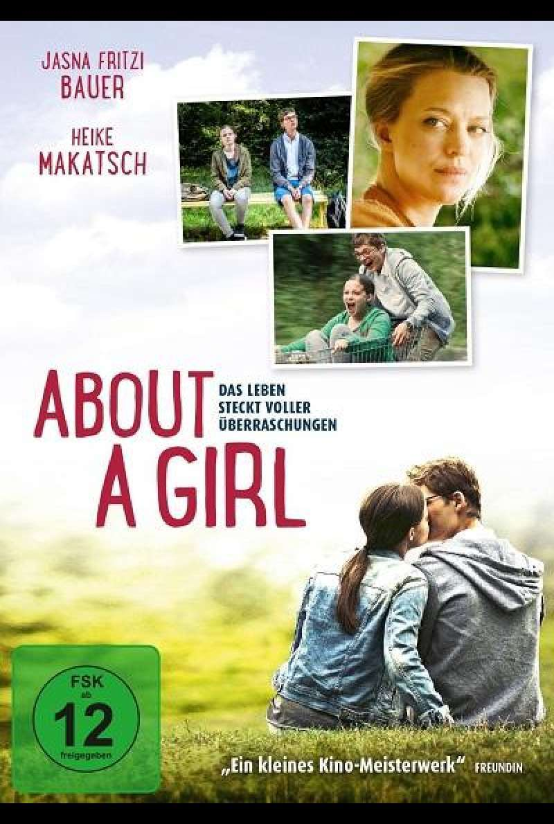 About A Girl - DVD-Cover