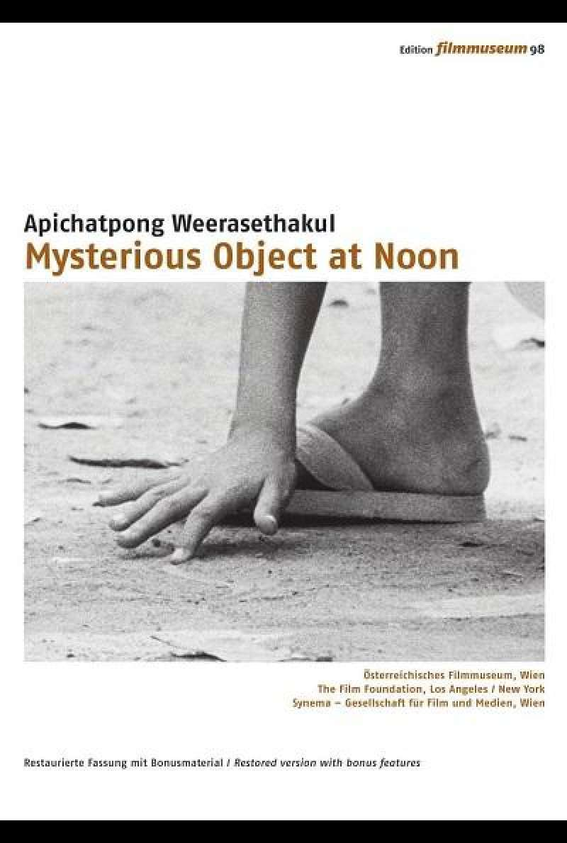 Mysterious Object at Noon - DVD-Cover
