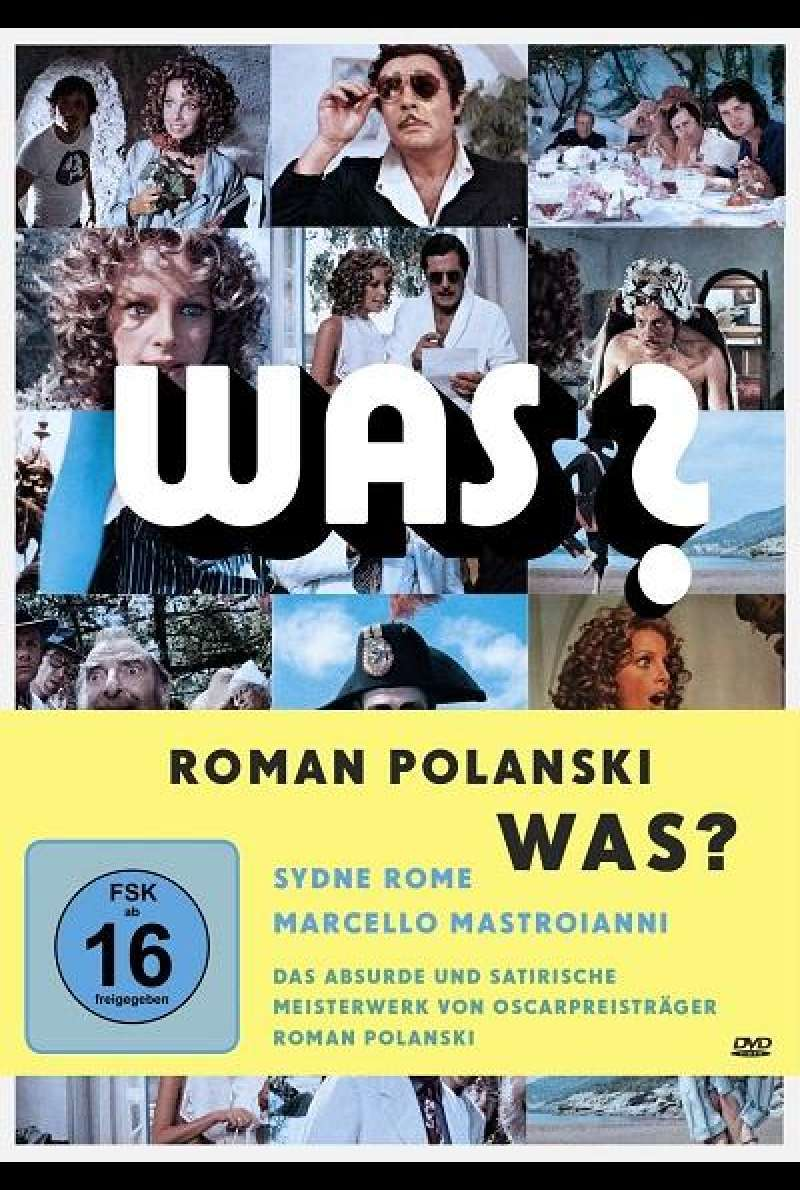 Was? - DVD-Cover