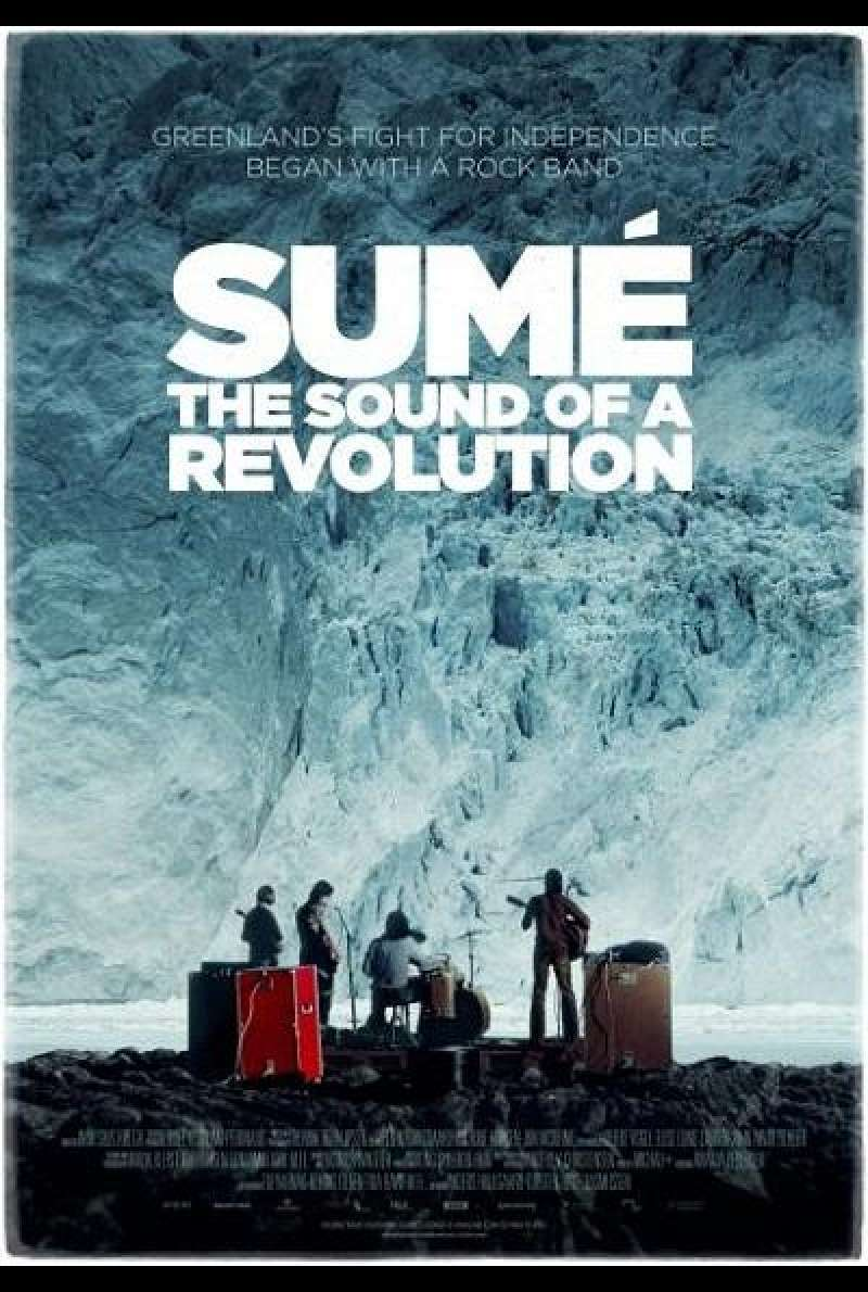 Sumé - The Sound of a Revolution - Filmplakat