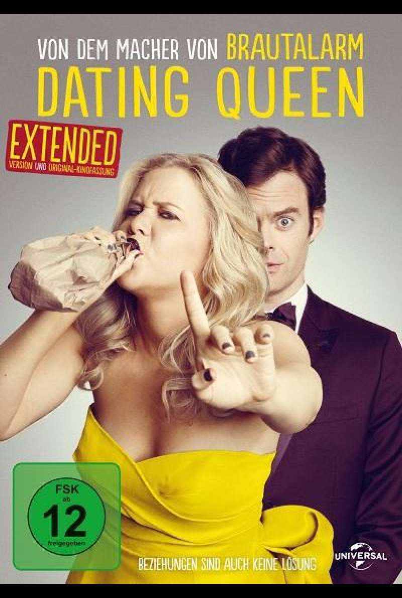 Dating Queen - DVD-Cover