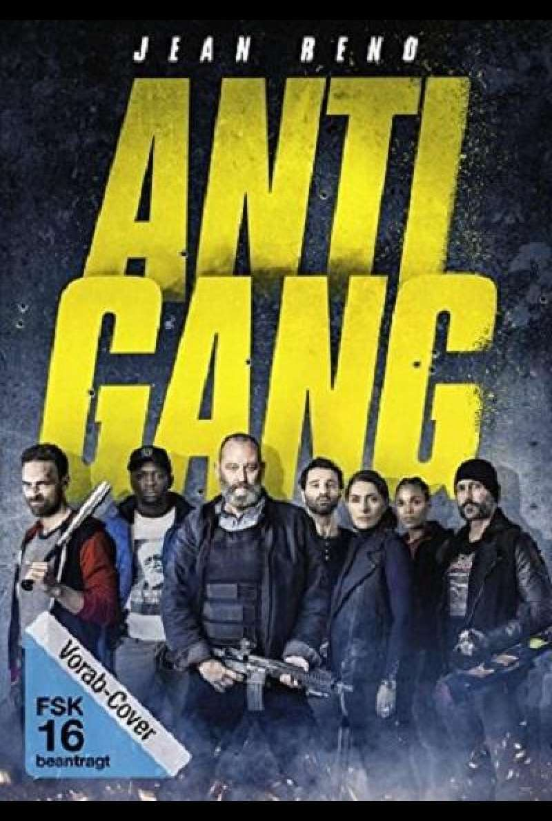 Antigang - DVD-Cover