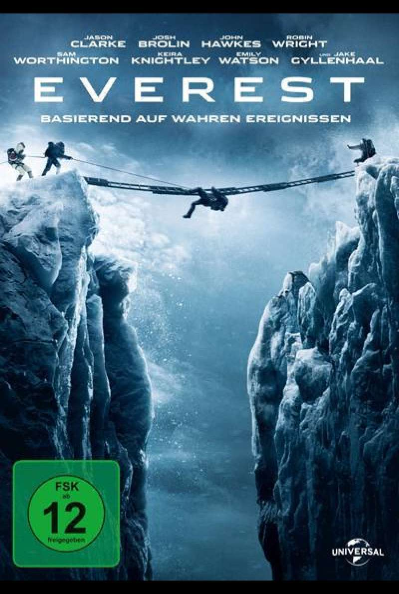 Everest - DVD Cover