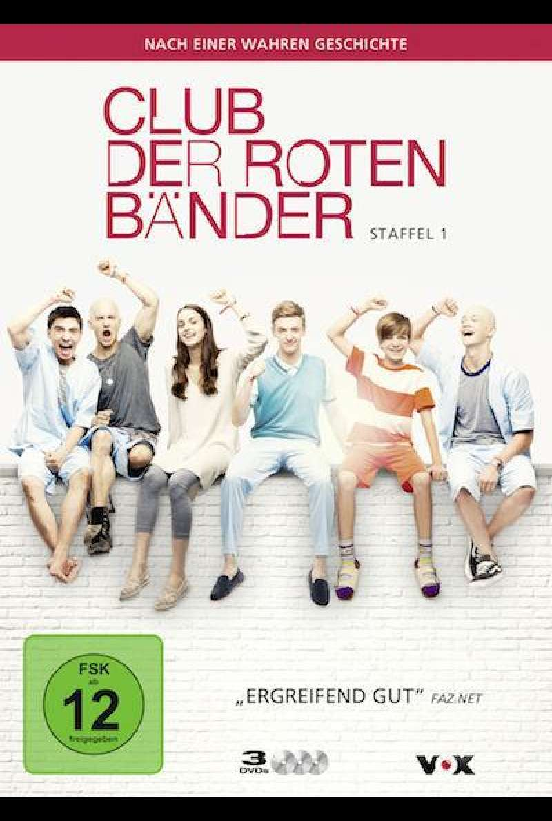Club der roten Bänder - DVD-Cover