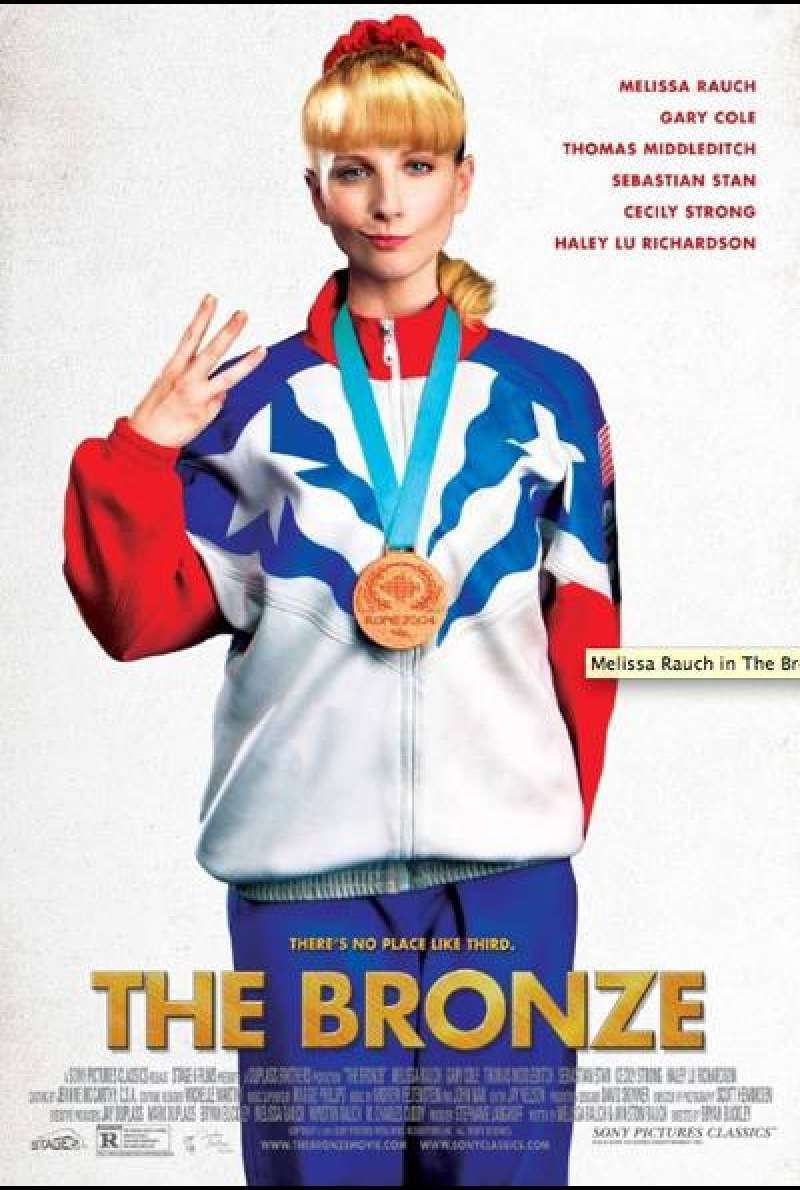 The Bronze - Filmplakat (US)