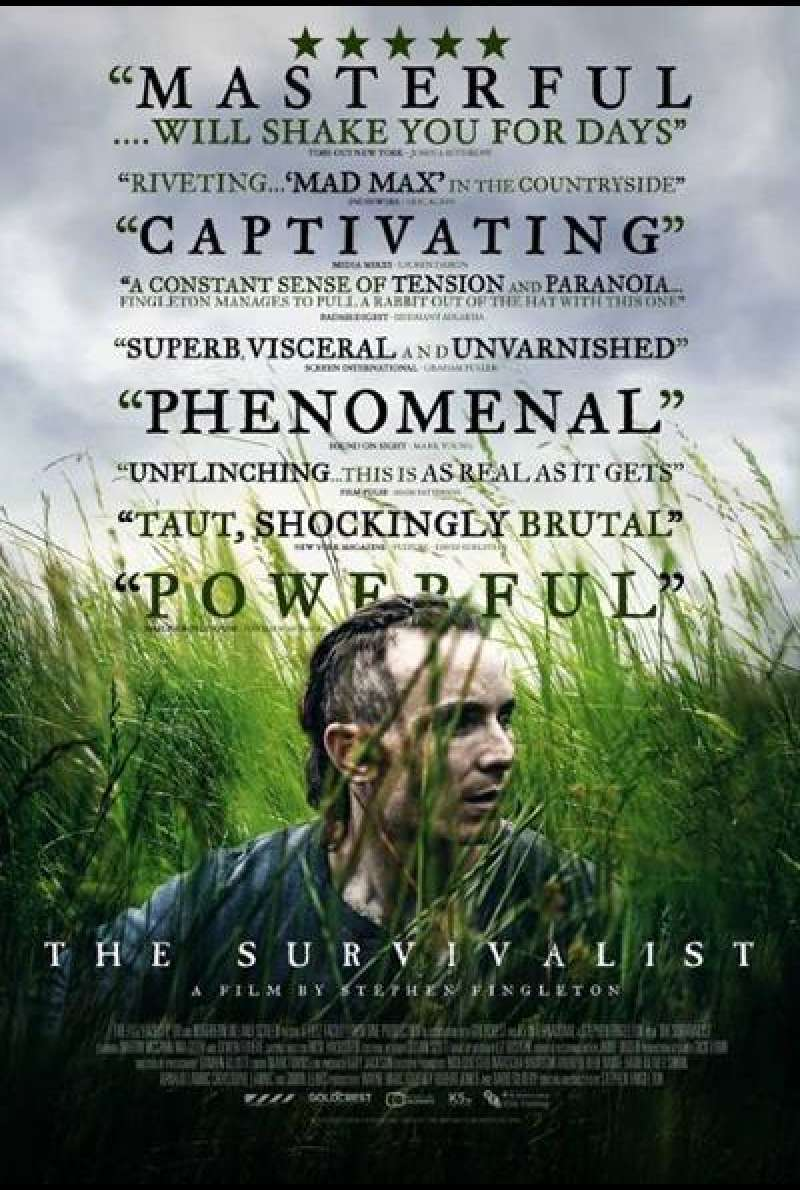 The Survivalist - Teaser
