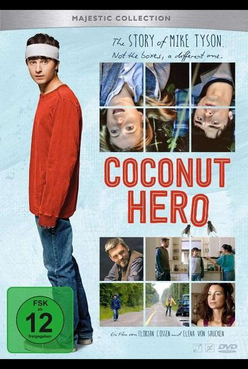 Coconut Hero - DVD-Cover