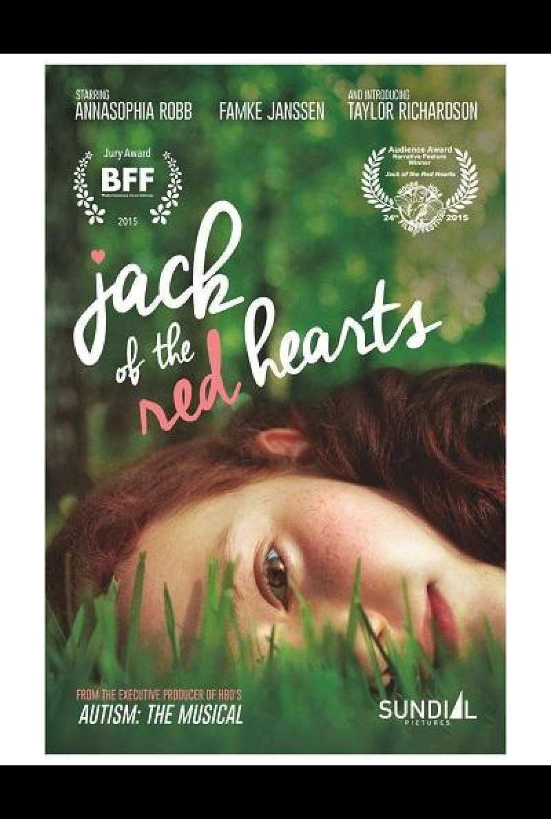 Jack of the Red Hearts - Filmplakat (US)