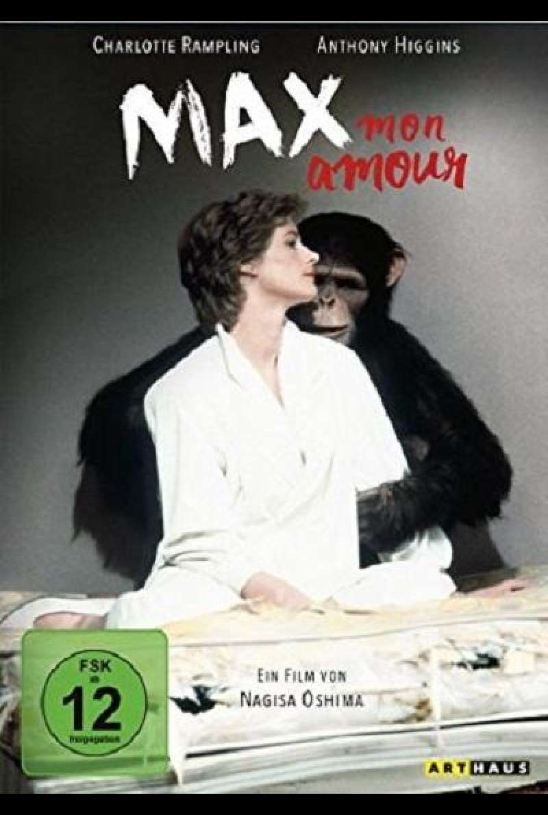 Max mon amour - DVD-Cover