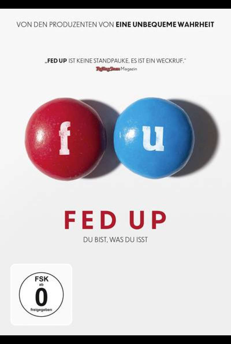 Fed Up - DVD Cover
