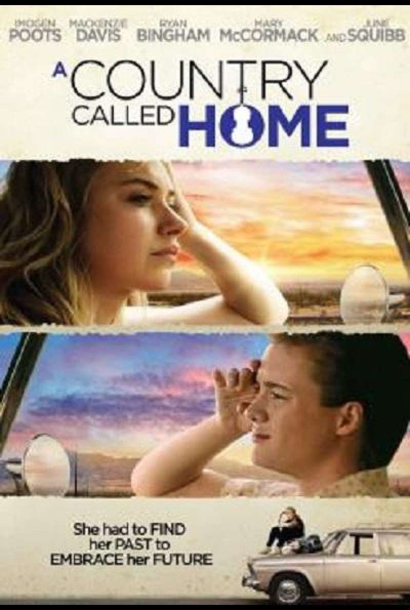 A Country Called Home - Filmplakat (US)