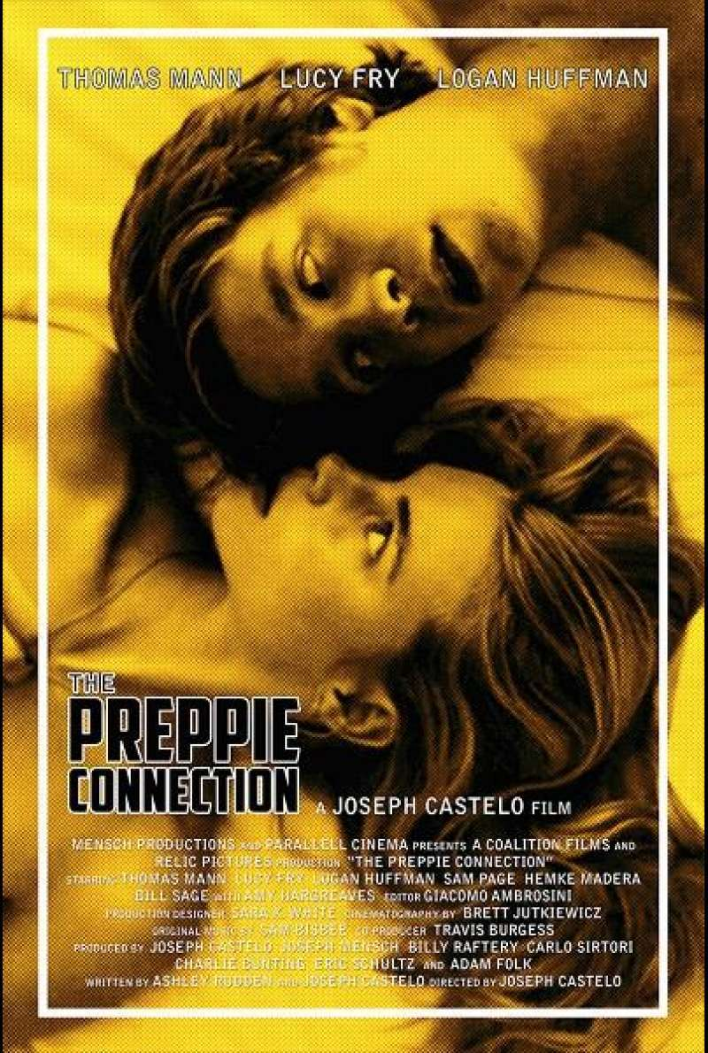 The Preppie Connection - Filmplakat (US)