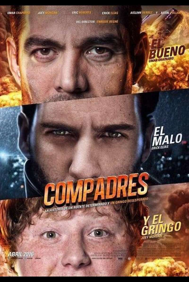 Compadres - Filmplakat (E)