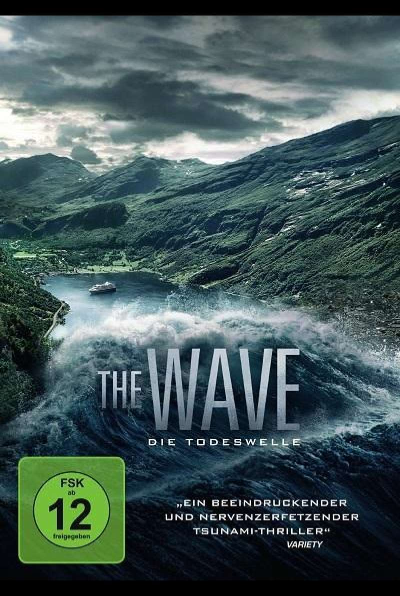 The Wave - Die Todeswelle - DVD-Cover