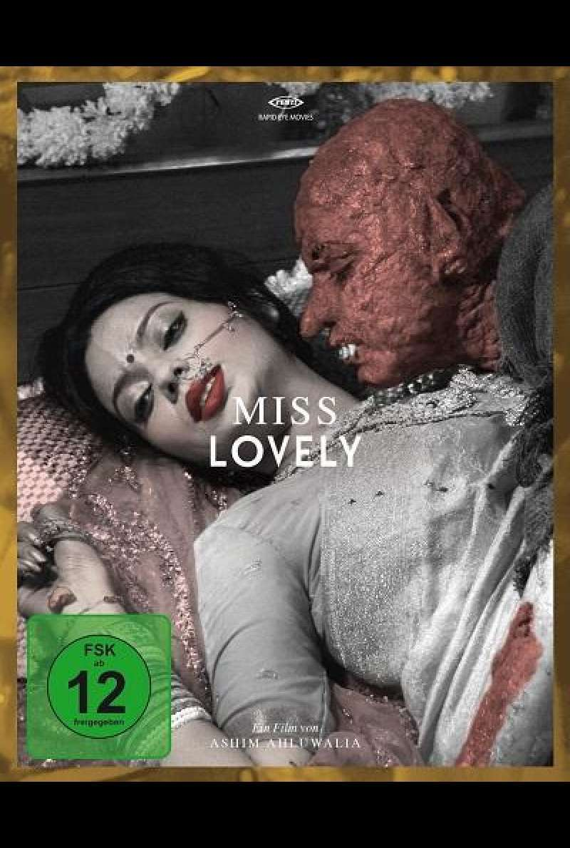 Miss Lovely - Blu-ray-Cover