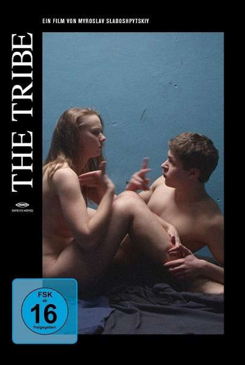 The Tribe - DVD-Cover