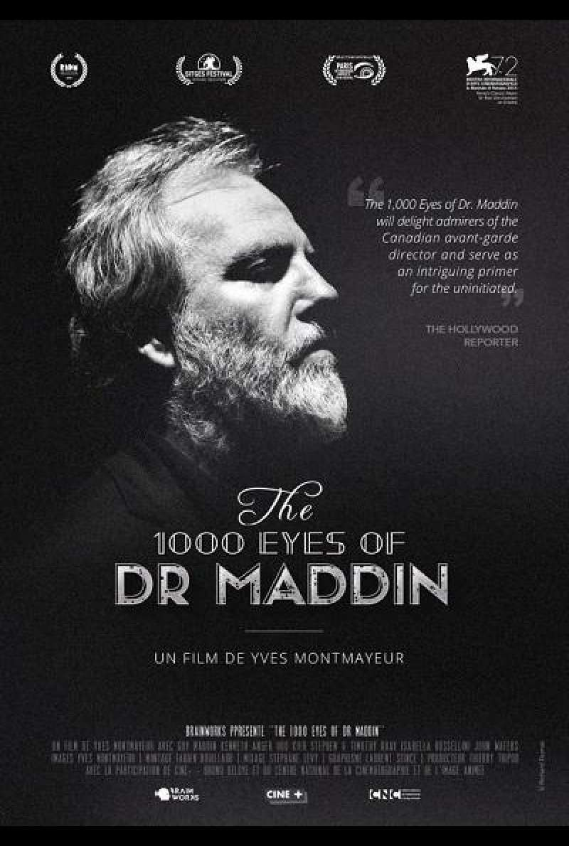 The 1000 Eyes of Dr. Maddin - Filmplakat (INT)