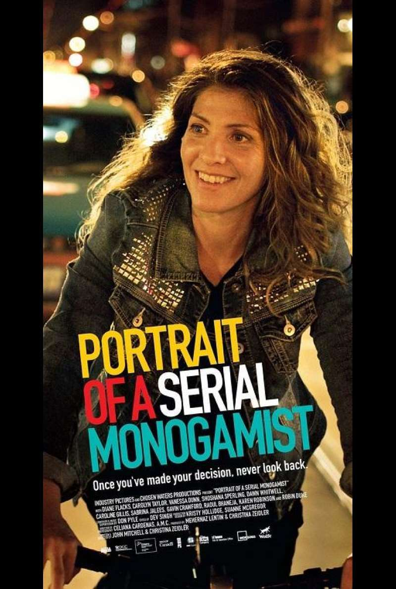 Portrait of a Serial Monogamist - Filmplakat (CDN)
