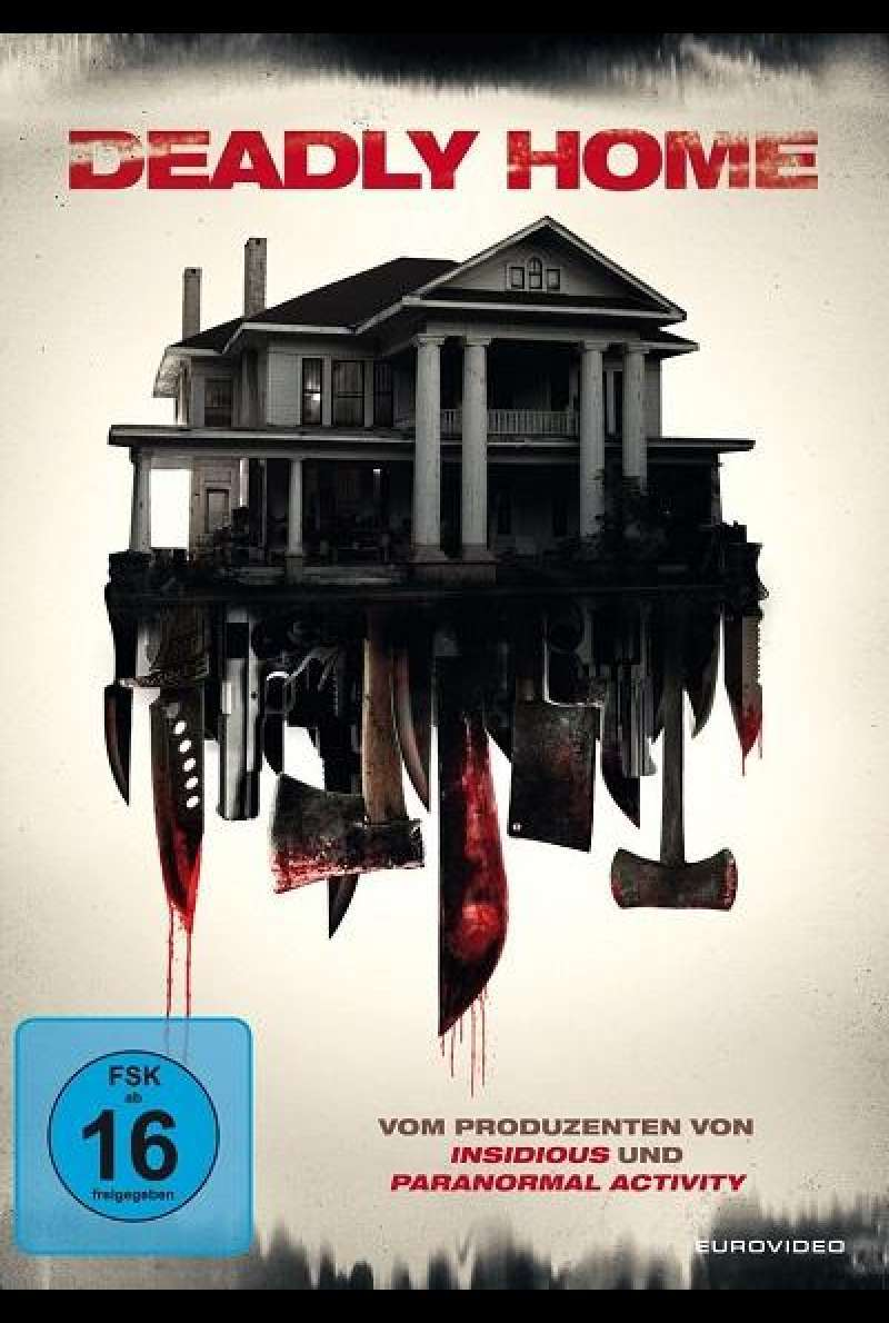 Deadly Home - DVD-Cover