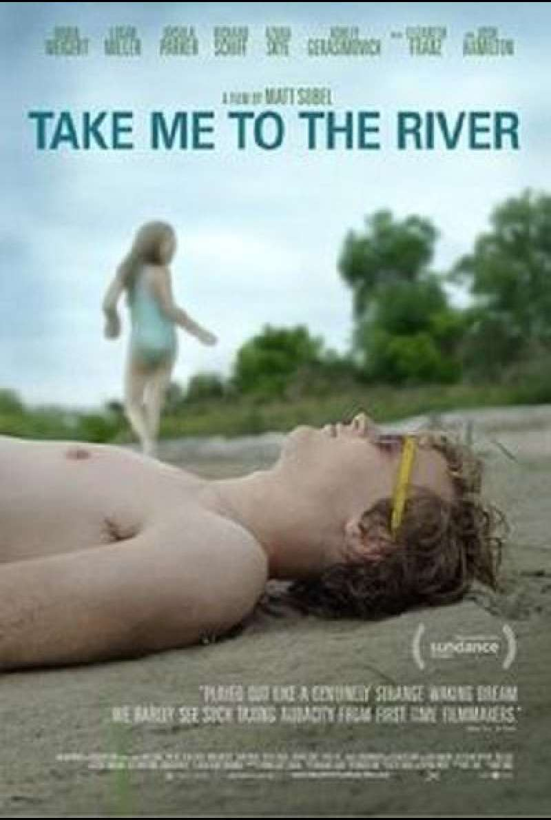 Take Me To The River - Filmplakat (US)