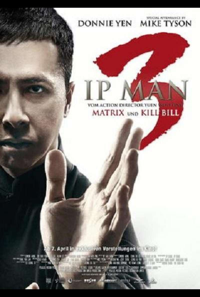 Ip Man 3 (2015) - Bei Amazon Prime Video DE ansehen