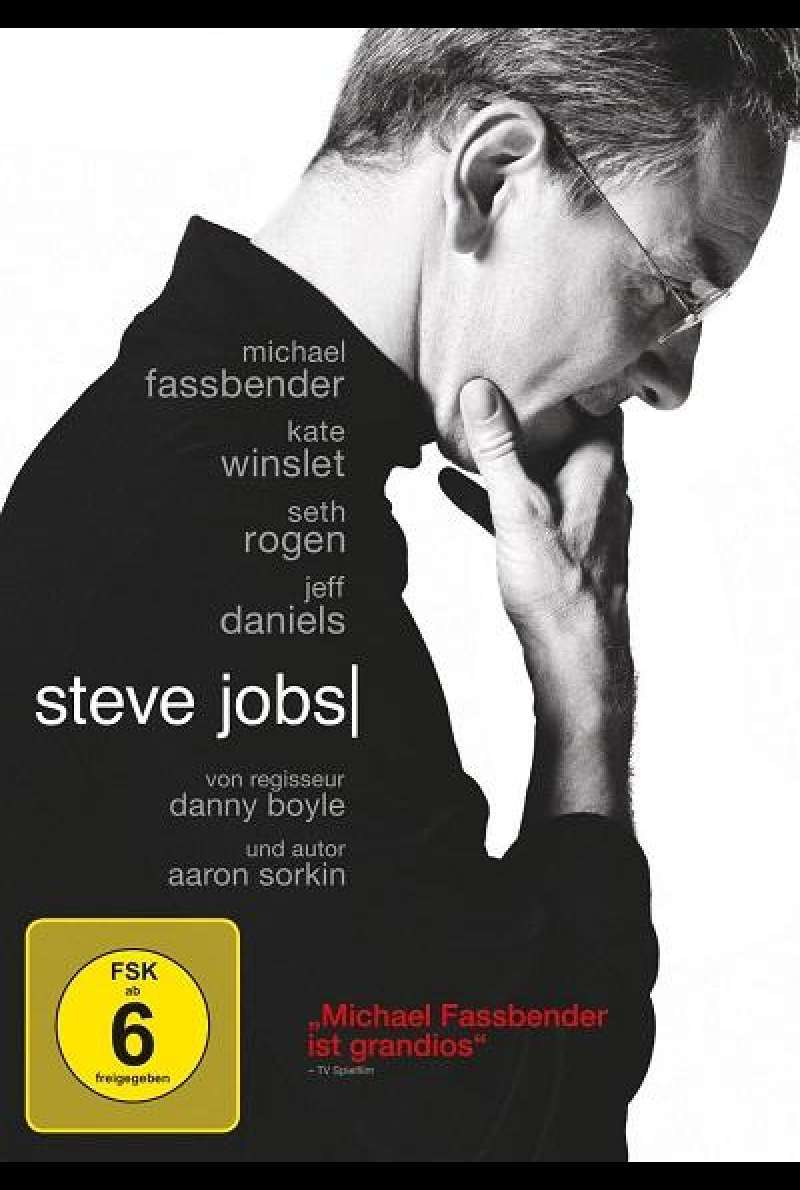 Steve Jobs - DVD-Cover