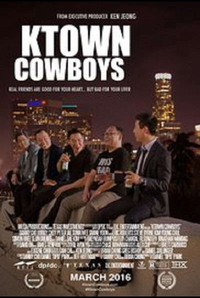 Ktown Cowboys - Filmplakat (US)