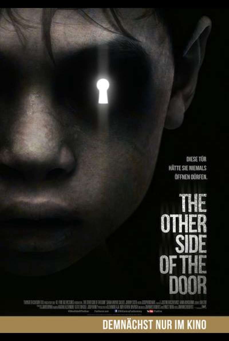 The Other Side of the Door von Johannes Roberts - Teaserplakat