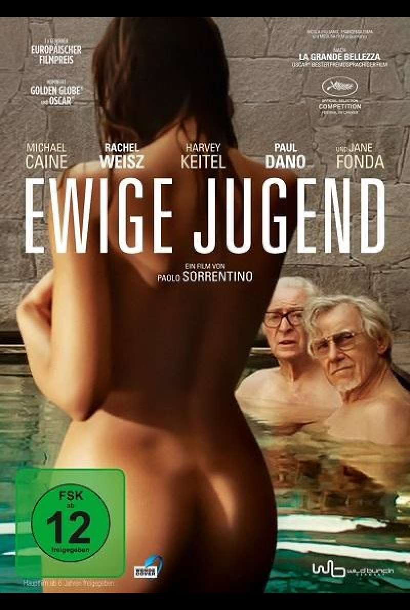 Ewige Jugend - DVD-Cover